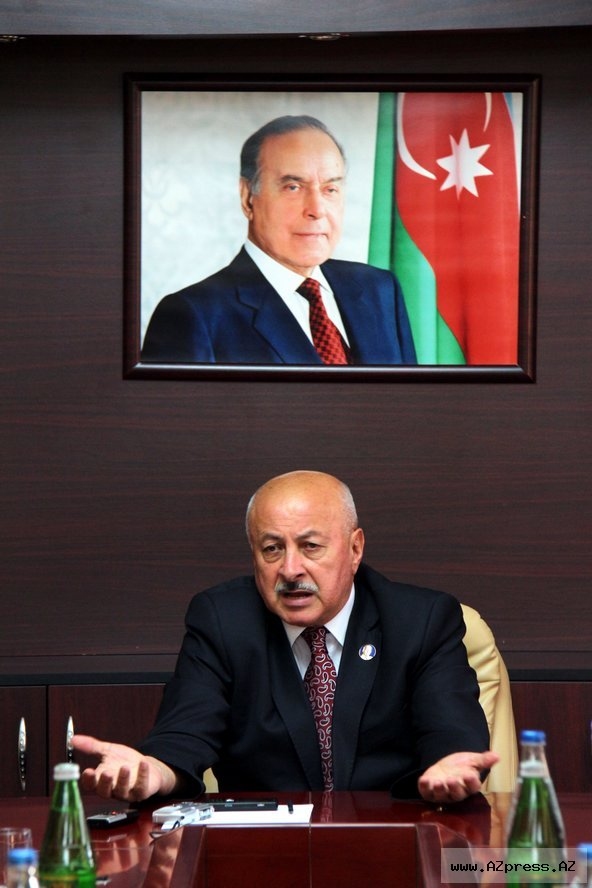 Rafil Hüseynov: Ulu Öndər Heydər Əliyevin anım günüdür