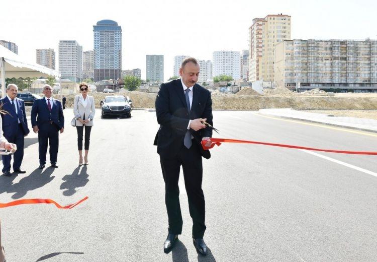 Saleh Məmmədov: Azərbaycanı müasir infrastruktur təminatına malik ölkəyə çevirməklə bağlı strategiyada yol infrastrukturunun yenilənməsinə xüsusi önəm verilir