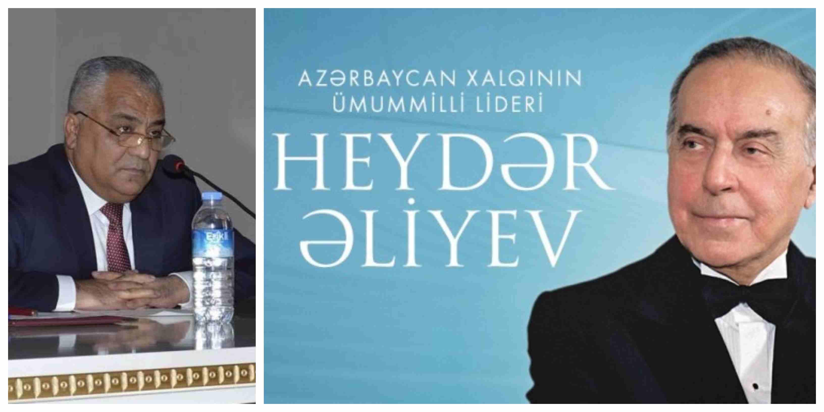 Ziyəddin Əliyev: Azərbaycan—Heydər Əliyev əsrlər boyu qoşa səslənəcəkdir