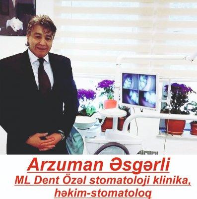 ML Dent Özəl Stomatoloji klinikasında olarkən həkimlərin xəstələrlə olan is ...