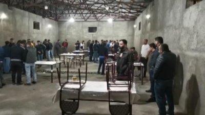 """Bakıda """"Kəlbəcər"""" restoranında karantini pozan şəxslər saxlanıldı — FOTO/VİDEO"""