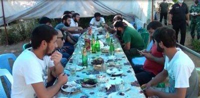 Xaçmazda xüsusi karantin rejiminin ilk günündə toyu olan bəy və qonaqları tutuldu — FOTO