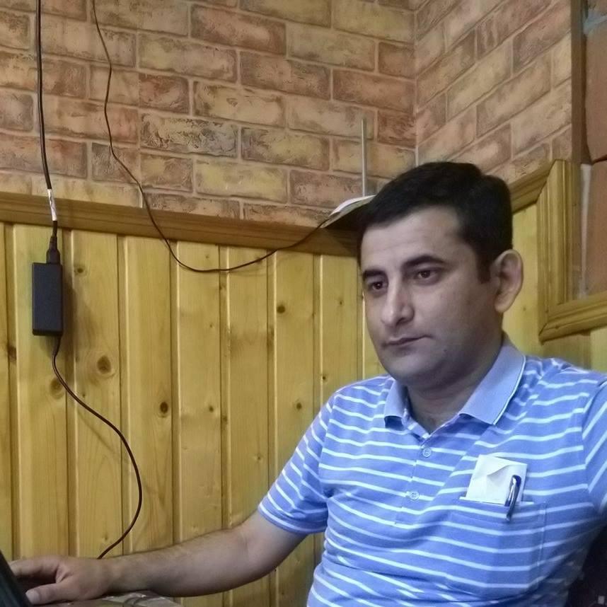 Bu gün sayt rəhbəri Rüstəm Zahidoğlunun doğum günüdür - 35 Yaş