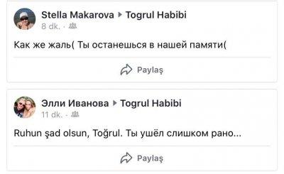Koronavirusa yoluxan azərbaycanlı müğənni VƏFAT ETDİ