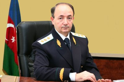 Azərbaycan Respublikasının Ədliyyə Naziri cənab Fikrət Məmmədova