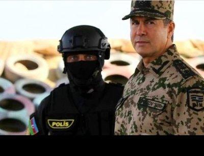 Nazir polis polkovniklərinin yerini dəyişdi - ƏMR