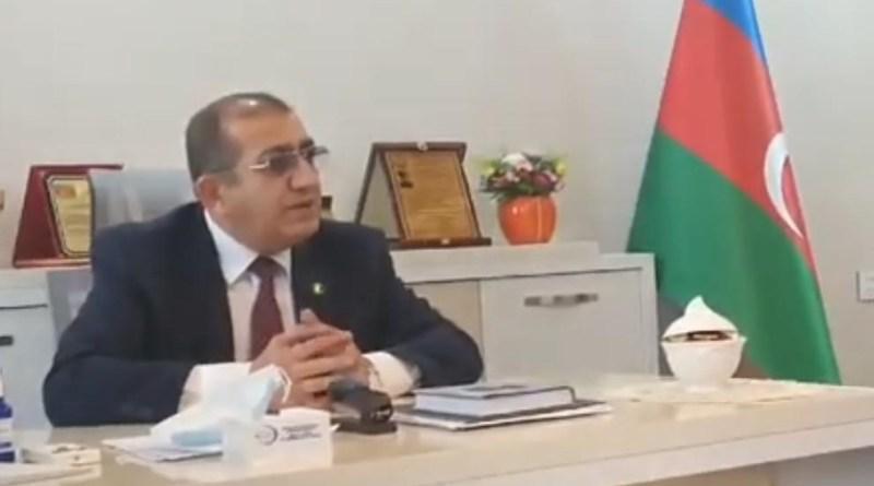 """Rasim Məmmədov: """"Qarabağ xalqın birliyi və əmin-amanlığı sayəsində azad edildi"""" – Video"""