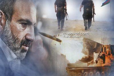 Ermənistan Paşinyansız da kapitulyasiya edəcəkdi... - İrəvan yenə odla oyna ...