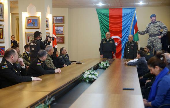 Şəhid mayorumuz NATO-nun ən nüfuzlu medalı ilə təltif olundu – FOTO
