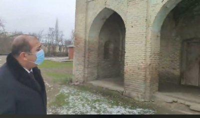 Rasim Məmmədovun Xaçmazdan paylaşımı -video