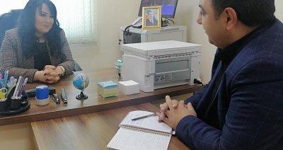Bərdədə Yaşayan Diplomat Xanım- Müsahibə