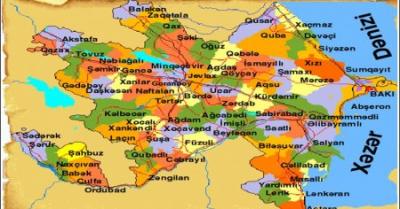 """""""Rayonların sayı azaldılmalıdır"""" - YENİ MODEL TƏKLİFİ"""