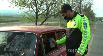 Polis reyd keçirdi: Avtoxuliqan həbs edildi - FOTO