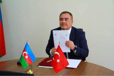 Sizləri Azərbaycan Dövlət Aqrar Universitetini seçməyə dəvət edirik