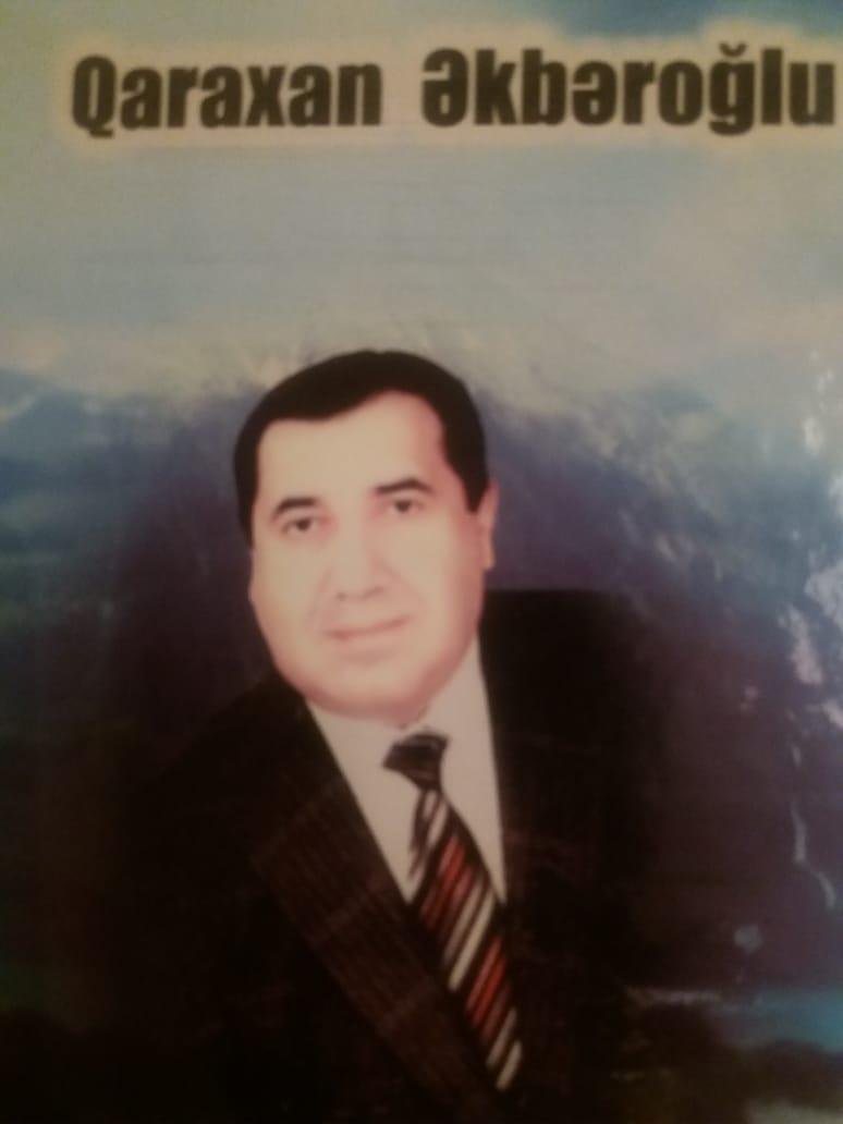 Qaraxan Əkbəroğlu