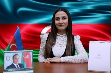 """Ali Baş Komandanın səsləndirdiyi """"Qarabağ Azərbaycandır"""" ifadəsi ordumuzu hər gün zəfərdən zəfərə aparan şüara çevrildi"""