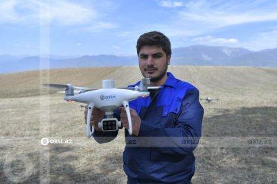 İsrail dronları İsmayıllı səmasında - FOTOREPORTAJ